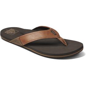 Reef Newport Sandals Men, marrón